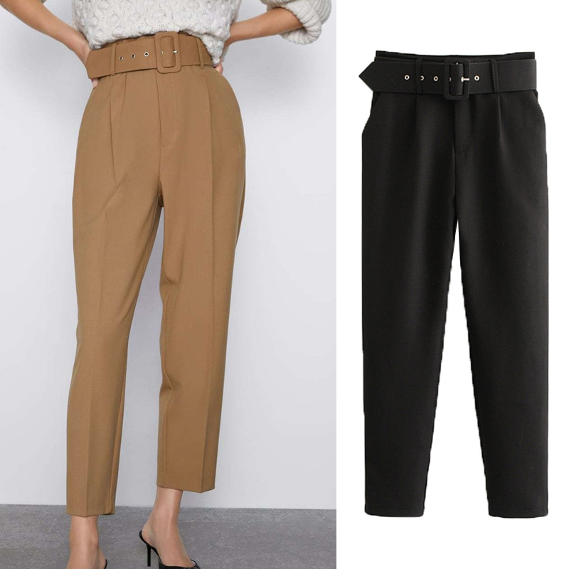 New 2020 Women Casual Pants Trousers