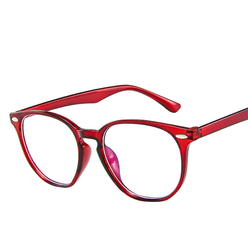 Light Weight Women Spectacle Optical Frame Glasses Clear Lens Lady Vintage Computer Anti-Radiation Eyeglasses Outdoor 30LY24 (7)