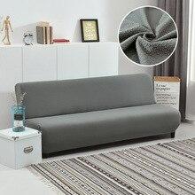 Housse imperméable housse de canapé lit extensible housse de canapé protecteur de meubles pour salon bureau banc pliant Futon canapé