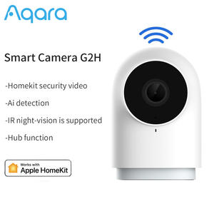 Aqara G2H Camera 1080P HD Baby Monitor Night Vision Security Camera Real Time Monitoring Zigbee Smart home Work with Homekit APP