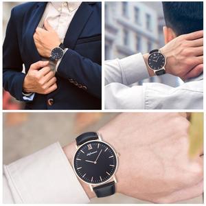 Image 4 - Shifenmei marca superior de lujo relojes de mujer de moda de cuero deportes reloj de cuarzo señoras Casual de negocios reloj de pulsera reloj femenino