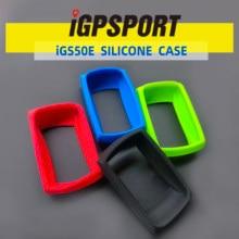 Igs50e caso igpsport 50e bicicleta computador capa de silicone capa protetora