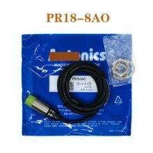 2PCS Brand New High Quality PR18 5AO PR18 5AC PR18 8AO PR18 8AC  Proximity Switch Sensor Spot
