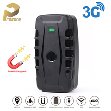 Prazata 3G GPS Tracker Auto LK209 240 Dagen Magneten Voertuig Tracker GPS Locator Waterdicht Shock Drop Alarm Monitor Levensduur gratis