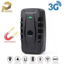 Prazata rastreador GPS 3G para coche, dispositivo localizador GPS, con imanes, resistente al agua, antigolpes, alarma, Monitor de por vida, 240 días