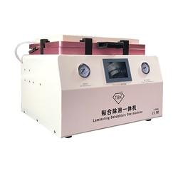 2 en 1 15 pulgadas TBK 308A máquina de laminación al vacío OCA con burbujas de aire función de eliminación para la reparación del LCD del teléfono móvil