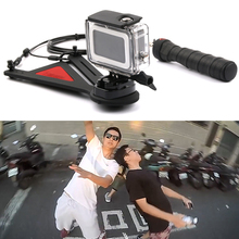 Centri Gopro 360-degree Bullet Time Shots Effect Rig for 7 6 5 4 Sport Camera Accessories mobile Phone Videomakers