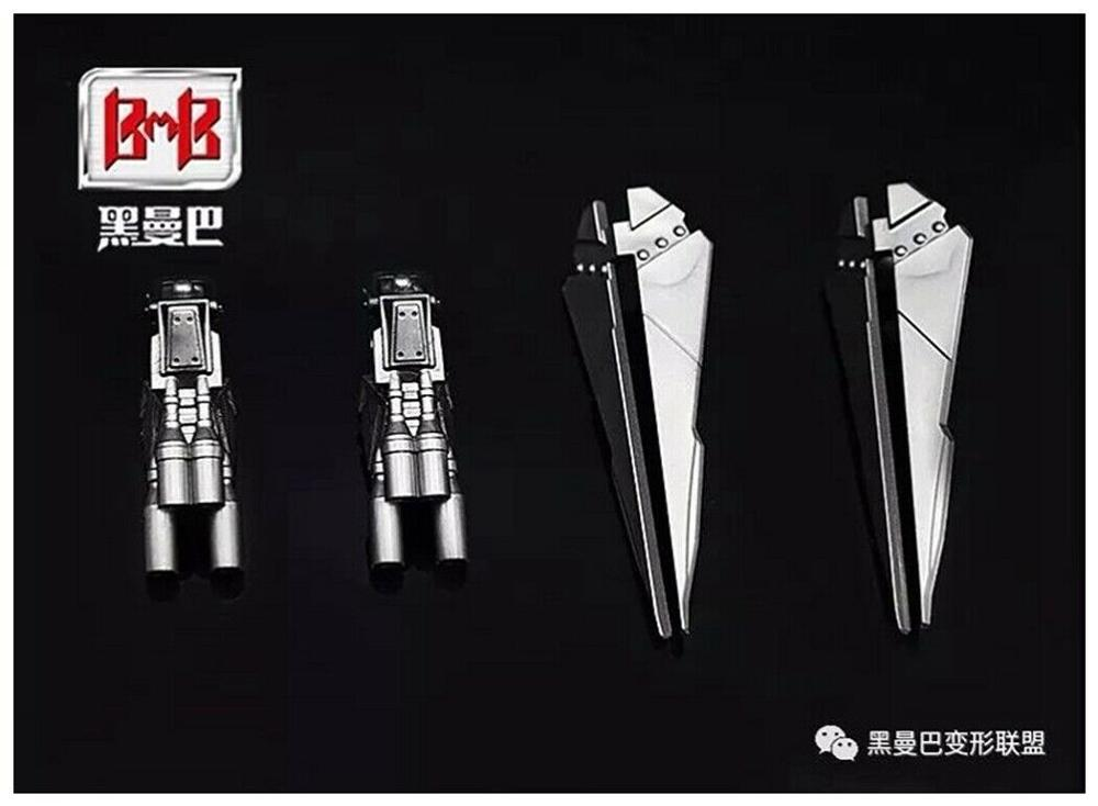 Black Mamba LS-08 LS08 Sideswipe DEFORMATION KO Alloy Action Figure will arrive