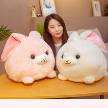 Cute Rabbit Plush Toys Pillow Stuffed Animals Soft Plush Rabbit Doll Toys Baby Kids Girls Birthday Gifts for Girls Cartoon Toy cute rabbit plush backpack cartoon stuffed plush doll children school bag gifts for kids