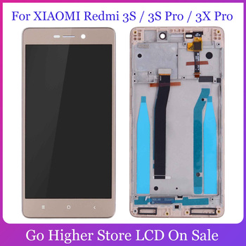 LCD For XIAOMI Redmi 3S / 3X Pro / 3S Pro LCD Display Touch Screen Phone Replacement Assembly