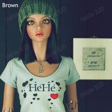 マリhehebjd樹脂bjd 1/3人形ファッション女性眼を含むおもちゃ人形ホット販売芸術bjd