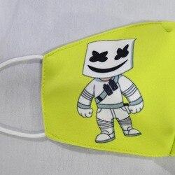 2020 Maska pyłoszczelna Maska ochronna na twarz dla dorosłych Kid Cartoon Cover kobiety mężczyźni mufy maski na usta 5