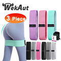 1/2/3 Teile/los Fitness Gummiband Elastische Yoga Widerstand Bands Set Hüfte Kreis Expander Bands Gym Fitness booty Band Hause Workout