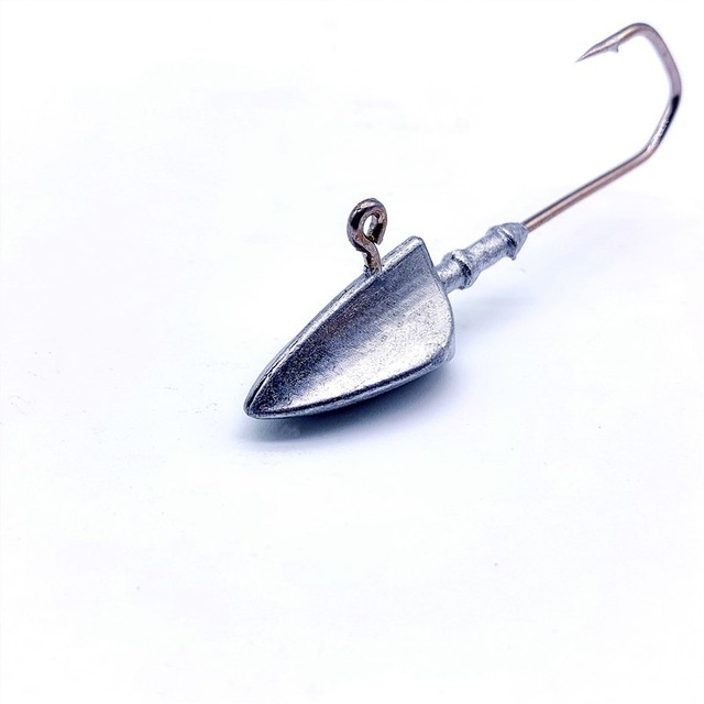 Amazing Durable Walk Fish Head Hooks 3.5g 5g 7g 10g Fishhooks cb5feb1b7314637725a2e7: 1PC