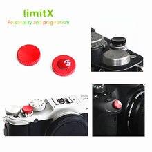 2x tampa do botão de liberação do obturador da câmera para sony ZV-1 zv1 a6600 a6400 a6100 a6000 a6500 a6300 a5100 rx100 vii vi va v iv iii ii