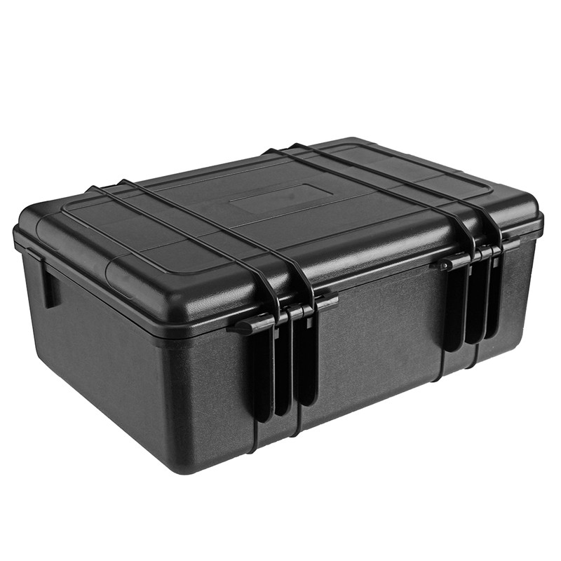 Hard Shell Carry Waterproof Case Bag Plastic Equipment Protective Storage Tool Box Safety Protector Organizer Hardware Tool Box