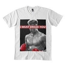 Camiseta eu devo quebrar você para homem camiseta para mulher dmn preto
