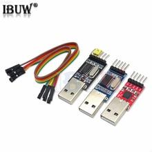 PL2303HX CP2102 CH340G USB для TTL PL2303 CP2102 5-контактный USB для UART TTL модуль для Arduino