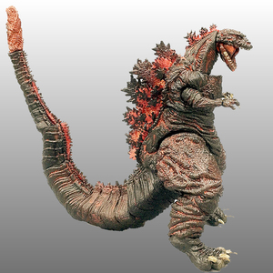Shin Gojira 2016 PVC Action Figure doll NECA Decoration Collectible Model Toy gift(China)