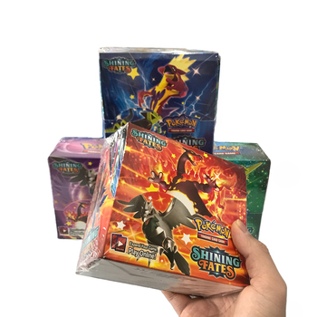 Pokémon TCG: Shining Fates Booster Display 2