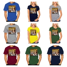 Новое поступление, Футболка Боб, его Техас Плейбоев печатная Мужская футболка из хлопка Детская футболка с о-образным вырезом с коротким ру...