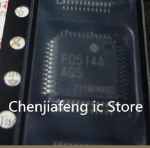 10pcs ~ 20 pçs/lote UPD78F0514AGA F0514A QFP48 original Novo