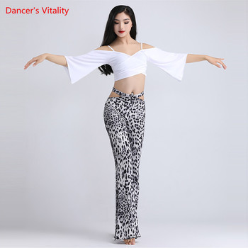 Belly Dance New Female Elegant Top Practice Clothes Suit Summer  Oriental Dancewear Sexy Profession Performance Pants Clothing - discount item  12% OFF Stage & Dance Wear