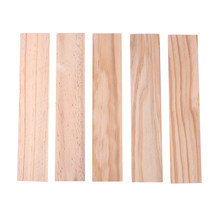 250mm Long Wooden Strips Wood Sticks for Sand Table Building Model Accessory 250 X 50 X 5mm(China)