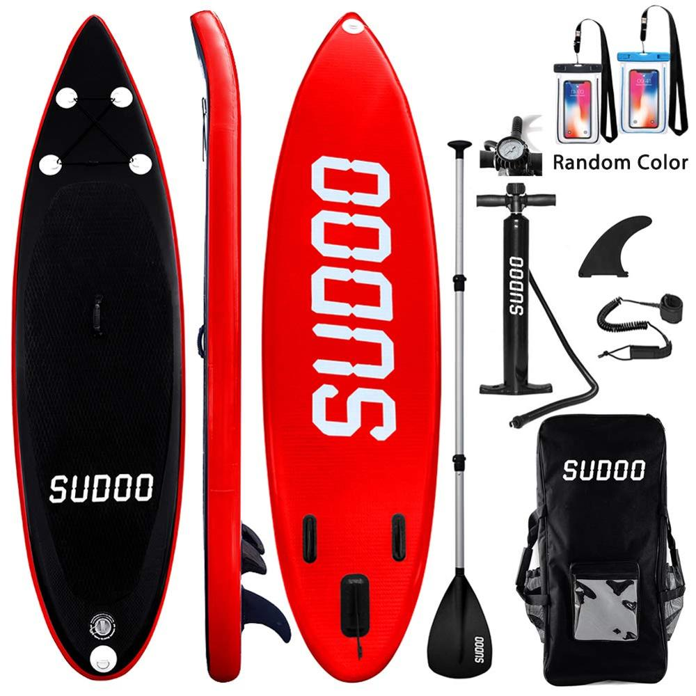 Planche de Surf gonflable Sup réglable planche de Surf Paddle planche de Surf 2019 planche de Surf Surf