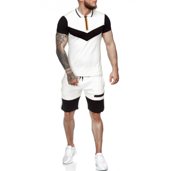Short Sleeve T-Shirt & Casual Shorts for Men Mens Clothing Suits| The Athleisure