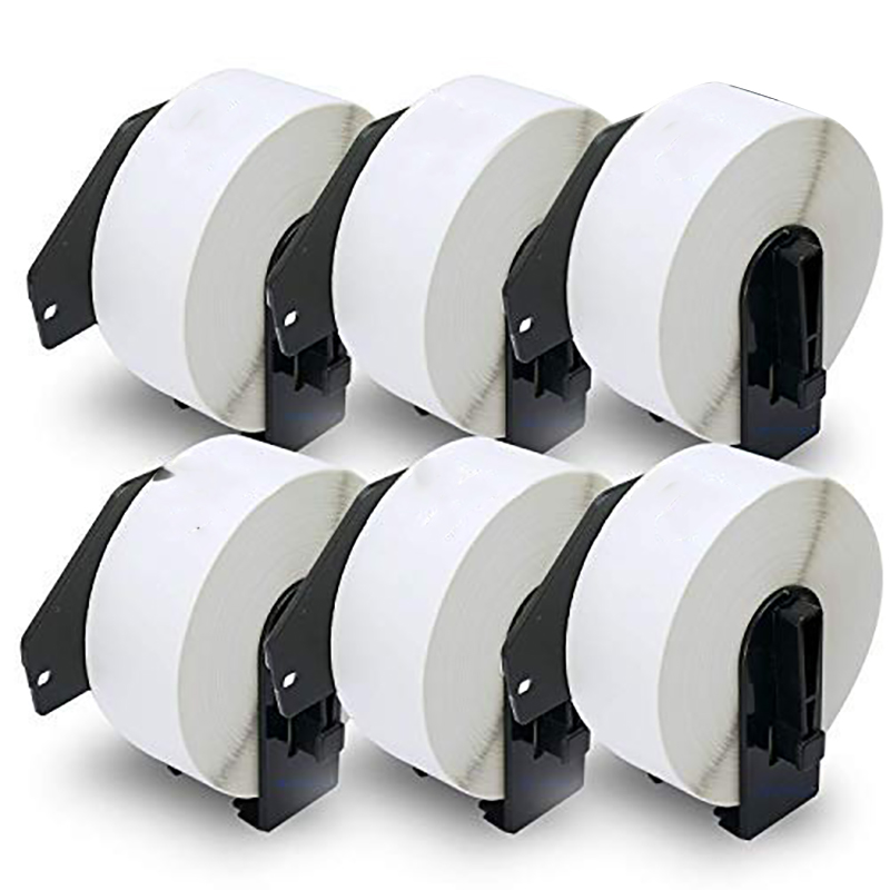 Compatible For DK-11201 Standard Address(29mm X 90mm) Replacement Labels,Compatible For Brother QL Label Printers,(6 Rolls/2400