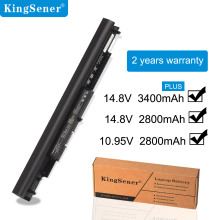KingSener HS04 Laptop Battery For Pavilion 15-ac0XX 15-af087nw 15-af093ng 807612-42 807956-001 For HP Notebook 14g 15 15g HS03 стоимость
