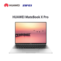 HUAWEI MateBook X Pro 13.9 Notebook 8th Gen Intel i7 8565U CPU MX150 8GB LPDDR3 512GB SSD GeForce MX250 2GB 3000*2000 3K Screen