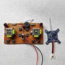 2.4G 150M التحكم عن بعد استقبال الارسال لوحة دوائر كهربائية لتقوم بها بنفسك RC اللعب كوادكوبتر طائرة بدون طيار FPV