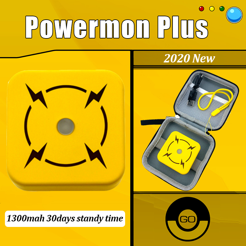 2020 New Powermon Auto Catching Beyond Pokemon Auto Smart Capture For IPhone 11/ 6 / 7 / 7 Plus IOS12 Android 8.0 Dropshipping