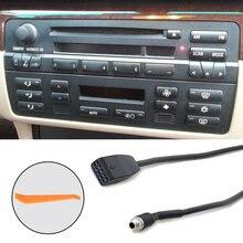 Автомобильный адаптер aux со входным интерфейсом оригинальный