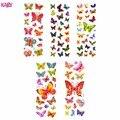 5 листов, скрапбукинг, милые любимые бабочки, подарки учителю, детские игрушки, пышные наклейки, прямые продажи с завода