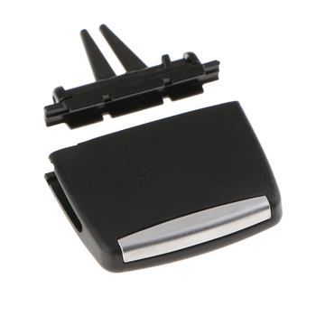 Black Car Rear A/C Air Conditioning Vent Outlet Tab Clip - 06-13 for BMW X5 E70 X6 E71 - Brand New