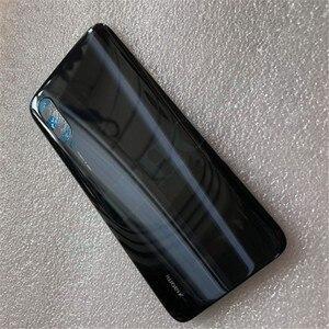 Image 4 - 100% original de vidro para xiaomi cc9 caso capa de bateria peças de reposição para xiaomi cc9e/a3 bateria volta capa porta telefone habitação caso