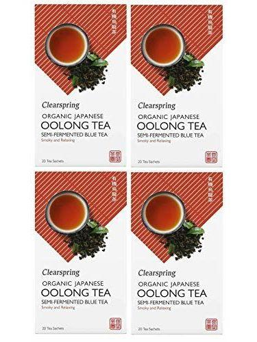 Organic Thé Oolong–40g