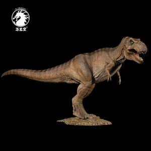 Image 2 - Còn Hàng!!!W Rồng Tỉ Lệ 1:35 Rexy Tượng Nữ Tyrannosaurus Rex Kỷ JuRa Khủng Long T Rex Thu Dino Người Lớn Đồ Chơi Quà Tặng