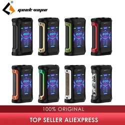 Оригинал 200 Вт Geekvape Aegis X Box Mod power by Dual 18650 батарея Max 200 Вт и IP67 водонепроницаемая коробка VAPE Mod vs Aegis solo/gen
