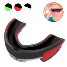 Professional Mouthguard Teeth Protector Muay Safety Mouth Protective Taekwondo Boxing Guard for Football Basketball