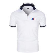 2021 nova marca original camisa polo masculina topos verão manga curta moda roupas 100% algodão mans camisa M-4XL