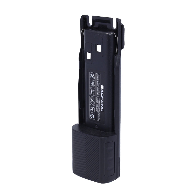 ABKT-7.4V 3800mAh High Capacity Battery For BaoFeng UV-82 8W Walkie Talkie UV 82 Two Way Radio Accessories