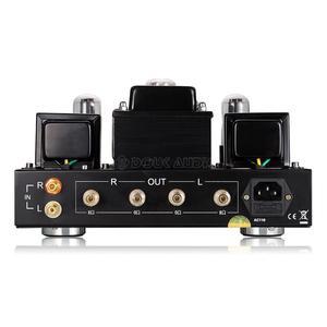 Image 5 - Nobsound Handmade HiFi 6P1 rura próżniowa zintegrowany wzmacniacz Stereo Single ended wzmacniacz słuchawkowy klasy A czarny