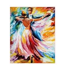 DIY 5D Diamond Mosaic Couples dance Handmade Diamond Painting Cross Stitch Kits Diamond Embroidery Pattern Rhinestone diamond paintinglandschappatterns rhinestone handmade kits diamond embroidery full square crystal cross stitch mosaic 5d diy