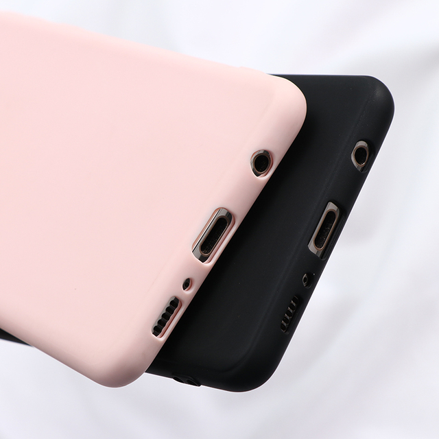 Pink Lovers Case For Samsung Galaxy A31 S20 Ultra S9 S8 S10 Plus S6 S7 Edge Note 8 9 10 Pro A71 A51 A10 A30 A40 A50 A60 A70 Case 3