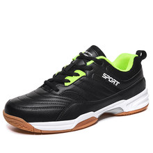 Sports Sneakers Stability Anti-slip ping pong Shoes Breathable Table Tennis Shoes Tennis Shoes Volleyball Shoes(China)