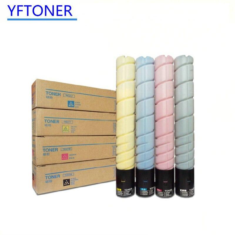 Цветной картридж для копировального аппарата TN321, для Konica Minolta Bizhub C224 C284 C364 224e 284e 364e